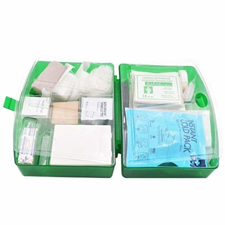 First Aid Kit - Excellence Medical Emergency Survival Kit, 139 PCS Hospital Grade First Aid Essentials for Outdoor, Camping, Sports, Travel
