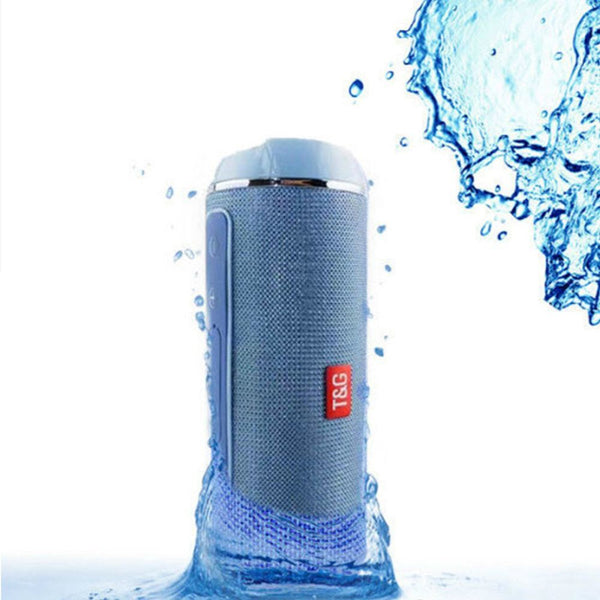 VBS506 Hot Waterproof Bluetooth Speaker IPX5 Shockproof Woofer Radio FM Portable Parlante Bluetooth