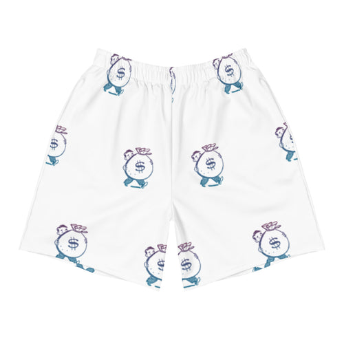 Money Bag Long Shorts (Blanco)