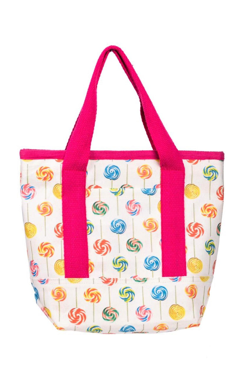 Candy Lunch Tote Set -  KB652