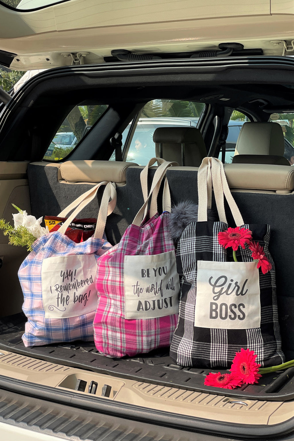 Easy Carry Totes - Pack of 3