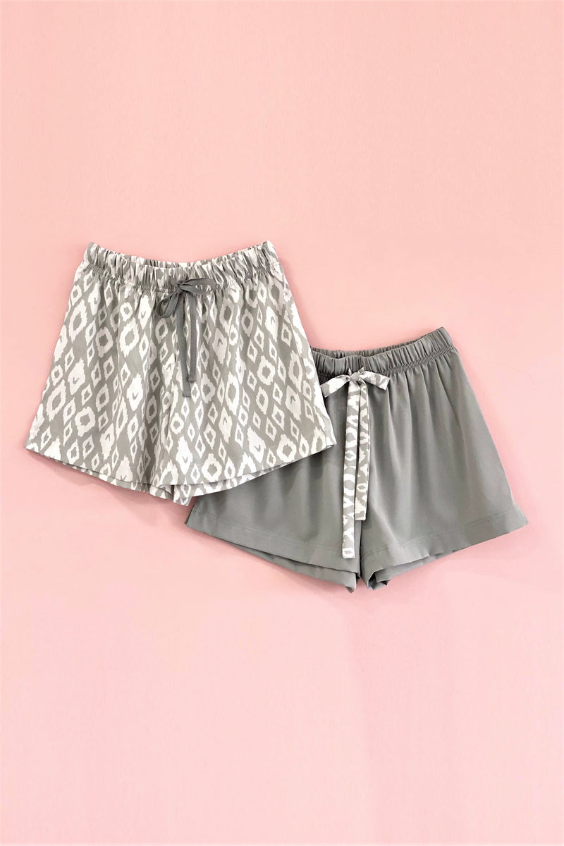 Women's Crepe shorts combo