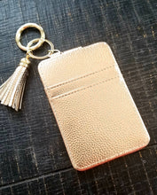 Load image into Gallery viewer, Slim Wallet Keychain