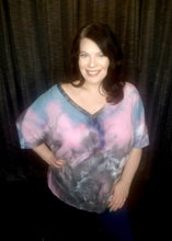 Load image into Gallery viewer, Tye Dye Dolman Top