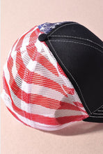 Load image into Gallery viewer, American Flag Cap