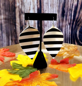 Stripes Earring