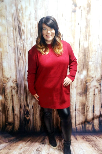 Jessie Tunic Sweater