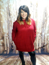 Load image into Gallery viewer, Jessie Tunic Sweater