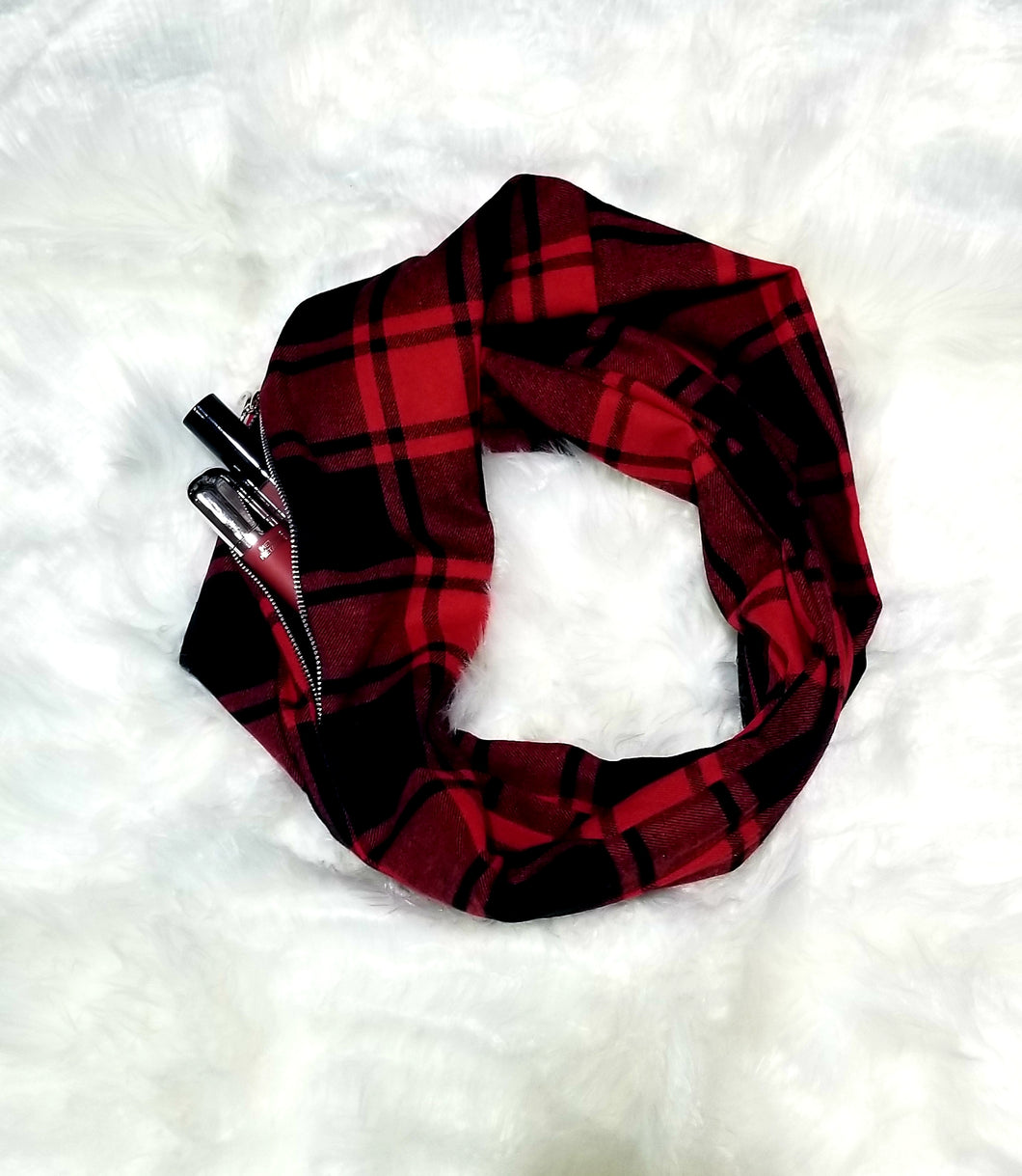Pocket Infinity Scarf