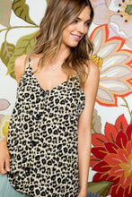 Load image into Gallery viewer, Leopard Print Cami