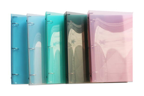 Glass Twill Binders 2""