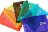 String & Button Top Loading Poly Envelopes