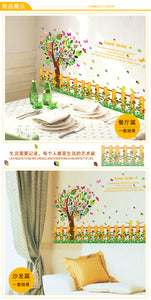 WALL STICKER ITEM CODE W164
