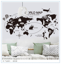 Load image into Gallery viewer, WALL STICKER ITWM CODE W143