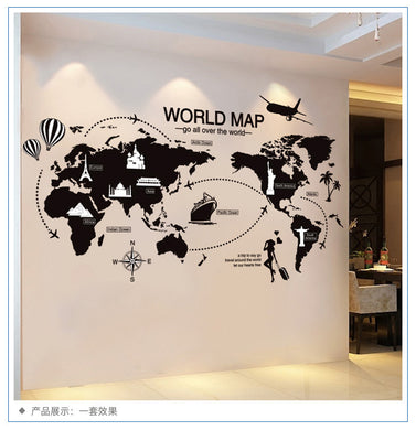 WALL STICKER ITWM CODE W143