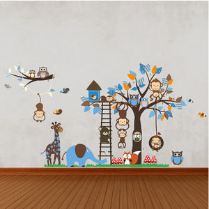 WALL STICKER ITEM CODE W077