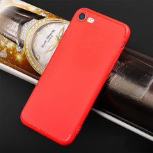Load image into Gallery viewer, IPHONE CASE- ITEM CODE- P7 RED