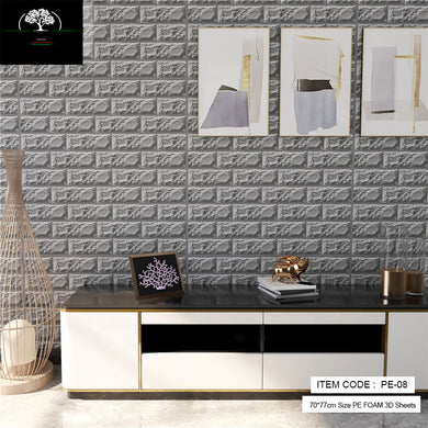 3D PE FOAM WALL STICKER ITEM CODE - PE08