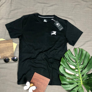 T Shirt Item Code - BU/Black (Branded Burberry T Shirt)
