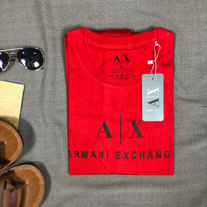 T Shirt Item Code -AR/RED ** (Branded Arman T Shirt)