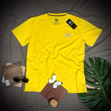 Load image into Gallery viewer, T Shirt Item Code - BU/Yellow (Branded Burberry T Shirt)
