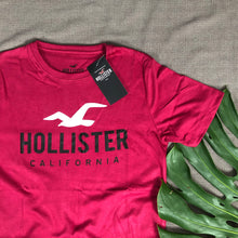 Load image into Gallery viewer, Hollister Branded T shirt ( item code - HO/Ma)