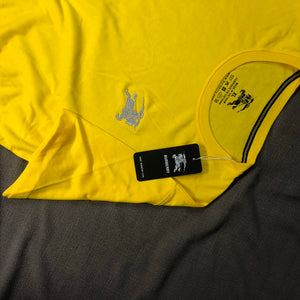 T Shirt Item Code - BU/Yellow (Branded Burberry T Shirt)