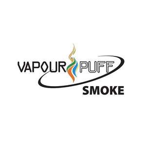 10 x Vapour Puff 6MG 10ML E-Liquid (50VG/50PG)