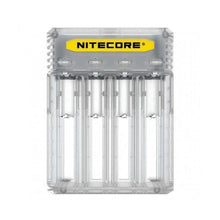 Load image into Gallery viewer, Nitecore New Q4 Charger -Black/Clear