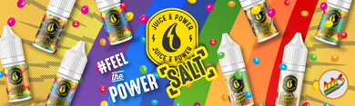 Juice N Power Nic Salts 20mg