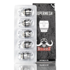 Hellbeast Supermesh Coils 5 Pack