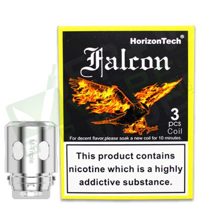 Horizontech Falcon Triple Mesh Coils pack of 3