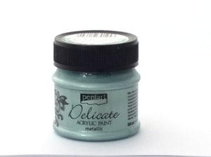 Pentart Metallic Acryllic Paint 50ml