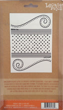 "Crafters Companion Embossing Folders by Leonie Pujol - Dotty Days 5"" x 7"""