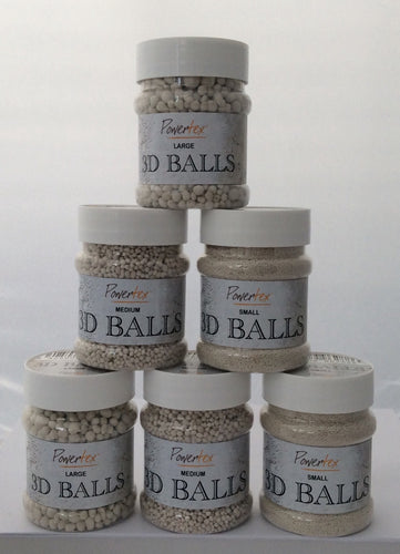 Powertex 3D Balls & Sand 230ml