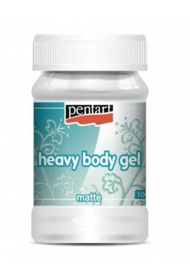 Pentart Body Gel Matte 100ml
