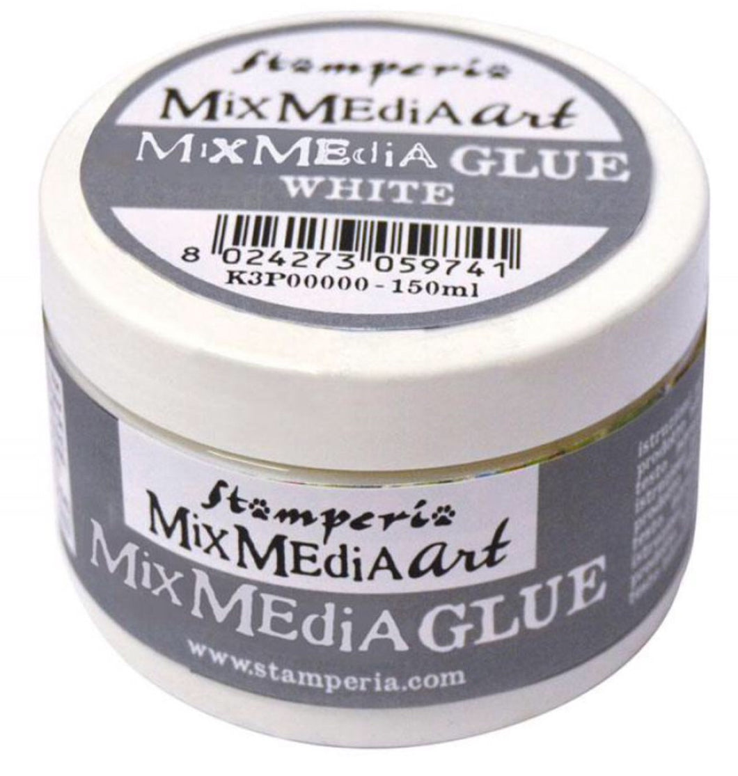 Stamperia Mix Media Art Glue 150ml DC28M