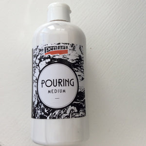 Pentart Pouring Medium 500ml