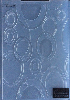 Couture Creations Embossing Folder - Fresh and Fun Collection: Nuevo