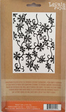 "Crafters Companion Embossing Folders by Leonie Pujol - Softly Falling 5"" x 7"""