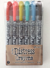 Ranger Tim Holtz Distress Crayons Pack of 6