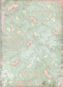 Stamperia - Packed Butterfly Decoupage Rice Paper A4 DFSA4509