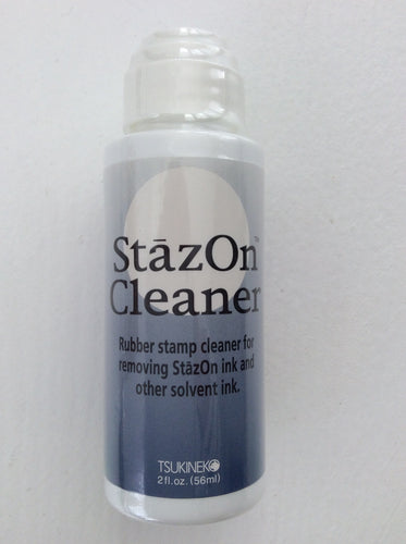 The Tsukineko StazOn Cleaner 56ml