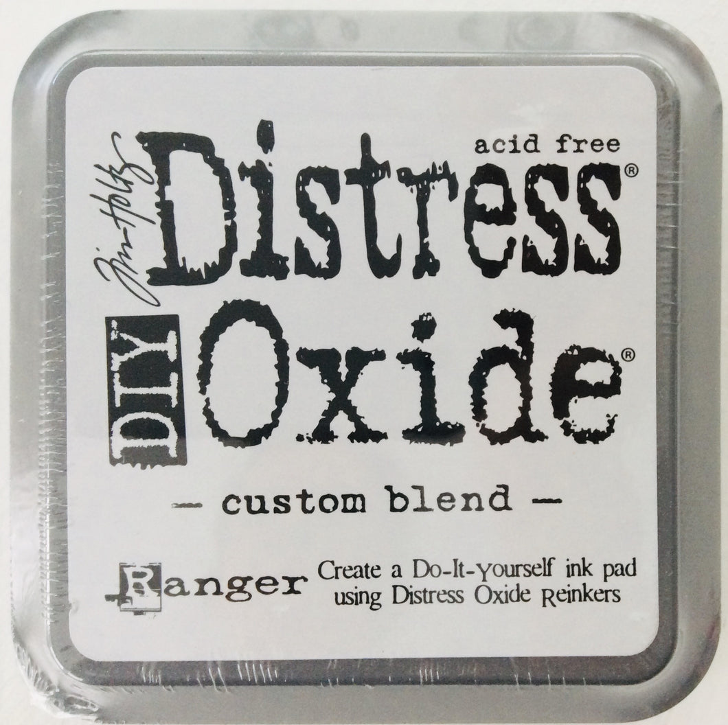 Ranger Distress Oxide DIY Custom Blend Ink Pad by Tim Holtz