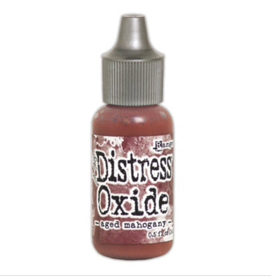 Ranger Distress Oxide Ink Pad Re-Inkers by Tim Holtz
