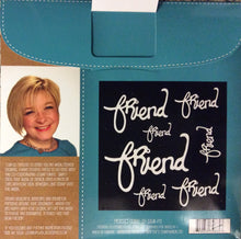 SALE Crafters Companion Mask & Stencil Set by Leonie Pujol - Friend