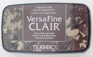 The Tsukineko Versa Fine Clair Pigment Ink Pad