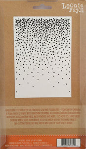 "Crafters Companion Embossing Folders by Leonie Pujol - It's Snowing  5"" x 7"""