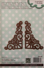 Creative Expressions Craft Dies by Sue Wilson Finishing Touches - Ornamental Corners 2 Dies