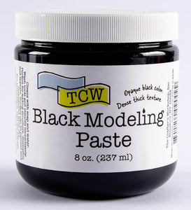 TCW Black Modelling Paste 237ml
